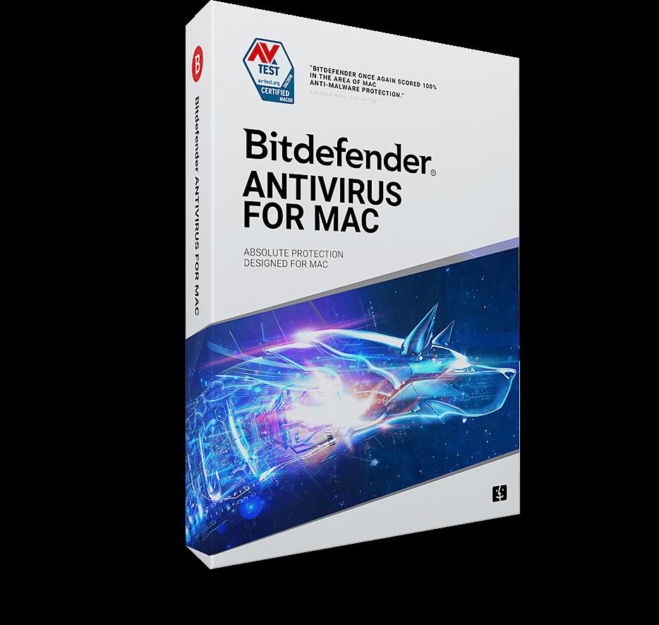 Bitdefender Antivirus για Mac