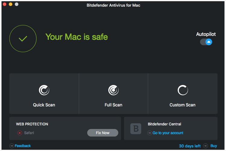Bitdefender Apple Malware