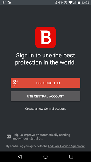 Bitdefender Mobile Security for Android 6